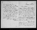 Letter from Mother [Ann Gilrye Muir] to John Muir, 1878 Mar 23.