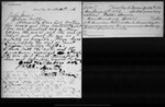 Letter from Walter Brown to John Muir, 1886 Nov 19.