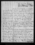 Letter from John Muir to [Strentzel Family], 1879 Jun 25.