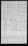 Letter from John Muir to [Jeanne C.] Carr, [18]69 May 20.