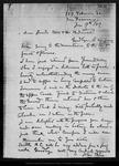 Letter from John Muir to [Mr. & Mrs. John] Bidwell, 1879 Jun 19.