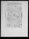 Letter from [John Muir] to [Jeanne C. Carr], [1871 Apr 3-8].