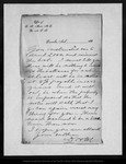 Letter from D[aniel] H. M[uir] to [John Muir], [ca 1886].