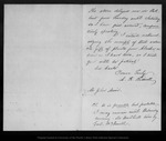 Letter from A[nnie] K[ennedy] Bidwell to John Muir, 1880 Apr 18. by A[nnie] K[ennedy] Bidwell