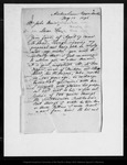 Letter from Dr. K. Keck to John Muir, 1876 May 18.