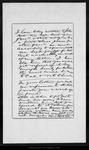 Letter from D[avid] G. Muir] to Dan[iel H. Muir], 1885 Oct 31.