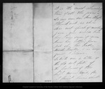 Letter from Anne W. Cheney to John Muir, 1876 Apr 30.