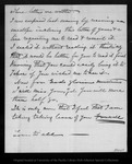 Letter from [John Muir] to [Jeanne C.] Carr, [1873] Sep 13.