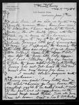 Letter from John Muir to Louie [Strentzel Muir], 1886 Jun 7.