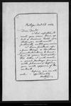 Letter from [Ann G. Muir] to Dan[iel H. Muir], 1886 Dec 22.