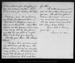 Letter from Jeanne Carr to [The Strentzels], 1876 May 20.