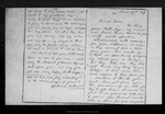 Letter from [Ann Gilrye Muir] to Daniel [H. Muir], 1869 Jun 29. by [Ann Gilrye Muir]