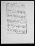 Letter from J[ulia] M[errill] Moores to [John Muir], 1876 Aug 19.
