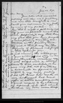 Letter from Joanna [Muir] to Mary [Muir], 1874 Jun 23.