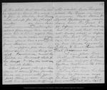 Letter from Maggie R. [Margaret Muir Reid] to John Muir, 1885 May 10.