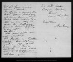 Letter from Asa Gray to John Muir, 1878 Feb 5.