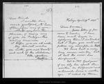 Letter from [Ann G. Muir] to Emma [Muir], 1888 Apr 19. by [Ann G. Muir]