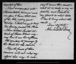 Letter from John Nicholas Brown to John Muir, 1890 Sep 3.
