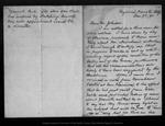 Letter from Geo[rge] G. Mackenzie to R[obert] U[nderwood] Johnson, 1890 Dec 9 .