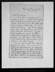 Letter from Geo[rge] G. Mackenzie to R[obert] U[nderwood] Johnson, 1890 Dec 25 .
