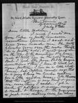 Letter from [John Muir] to Helen [Muir], [1890] Jul 8.