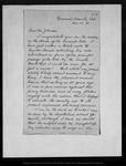 Letter from Geo[rge] G. Mackenzie to R[obert] U[nderwood] Johnson, 1890 Dec 22 .