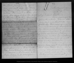 Letter from [Louie Strentzel Muir] to [John Muir], 1890 Jul 17.