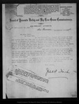 Letter from John P. Irish to John Muir, 1890 Sep 1.