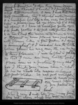 Letter from [John Muir] to [Helen Muir ?], [1890 Aug ?].