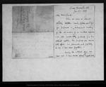 Letter from Charles E. Washburn to [John Muir], 1889 Jan 21. by Charles E. Washburn