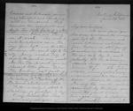 Letter from Louie [Strentzel Muir] to John Muir, 1890 Jun 25.