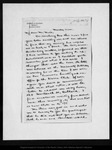 Letter from Wm. D. Armes to John Muir, [1892 Sep 19].