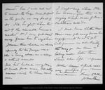 Letter from John Muir to Louie [Strentzel Muir], 1892 Apr 18.