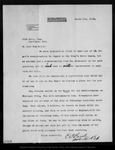 Letter from C[larence] C[lough] Buel to John Muir, 1892 Mar 9.