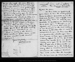 Letter from William D. Armes to John Muir, 1892 Sep 13.