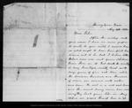 Letter from [Mrs.] L. E. Strentzel to John Muir, 1892 Aug 14.