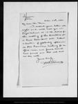 Letter from Wm D. Armes to John Muir, 1892 Sep 29.