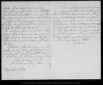 Letter from Katharine Graydon to John Muir, [1892 Aug 15].