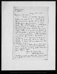 Letter from Wm D. Armes to John Muir, 1893 May 15. by Wm D. Armes