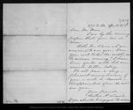 Letter from Bettie K. Davis to John Muir, [1892?] Apr 21.