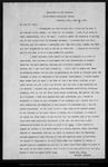Letter from Willard Johnson to John Muir, 1892 Jun 29.