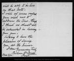 Letter from Pelham W. Ames to John Muir, 1892 Mar 3.