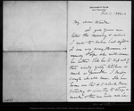 Letter from John Muir to [Annie] Wanda [Muir], 1892 Feb 11.