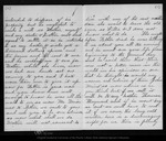 Letter from Altray Horton [and] William Horton to John Muir, 1892 May 20. by Altray Horton [and] William Horton