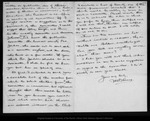 Letter from William D. Armes to John Muir, [1892 Sep 18].