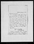 Letter from William D. Armes to John Muir, 1892 Jul 22.