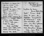 Letter from Beth Averell to John Muir, [1900 ?] Sep 26. by Beth Averell
