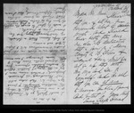 Letter from Emma Shafter Howard to John Muir, 1900 Sep 13.