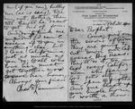 Letter from Cha[rle]s F. Lummis to [John Muir], 1900 Feb 20 .