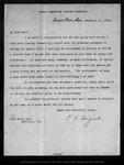 Letter from C[harles] S[prague] Sargent to John Muir, 1900 Feb 13 .
